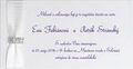 S301 Prehľad svadobných oznámení