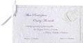 S332 Prehľad svadobných oznámení