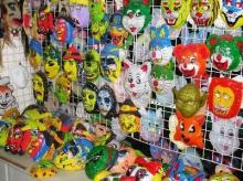 karneval 13 Karnevalové pomôcky